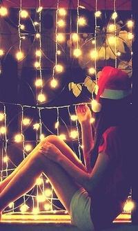 Новогодние на аву без лиц