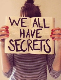 Обои WE ALL HAVE SECRETS