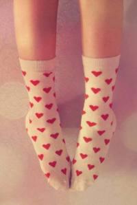Ножки в носочках фото 129-661