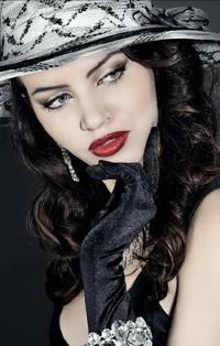 Аватар вконтакте девушка в шляпе