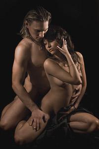 фото обнаженных пар в позе