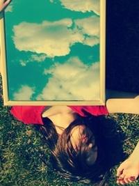 Обои Sky girl