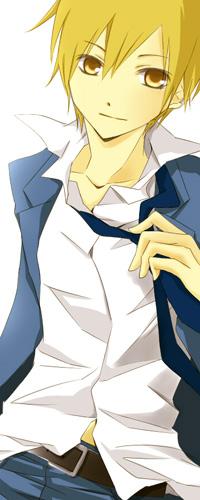 Обои Масаоми Кида / Masaomi Kida из аниме Всадник без головы / Дюрарара! / Durarara!