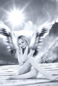 Девушки ангелы красивые фото