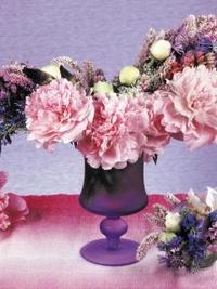 Аватар вконтакте Букет из дикой розы и весенних полевых цветов