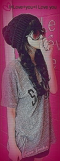 Аватар вконтакте Девушка в солнцезащитных очках держит руку у рта (I+Love+you=I Love you)