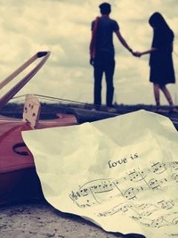 Аватар вконтакте Музыка любви...