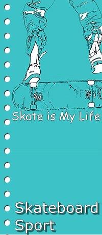 99px.ru аватар Skateboard Sport (Skate is My Life)
