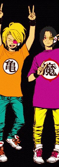 Аватар вконтакте Учиха Итачи / Uchiha Itachi и Дейдара / Deidara из аниме Наруто / Naruto