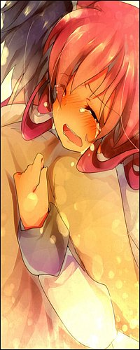 Аватар вконтакте Плачущая Юи / Yui и Хината Хидеки / Hinata Hideki из аниме Ангельские Ритмы! / Angel Beats! аниме Ангельские ритмы / Angel Beats
