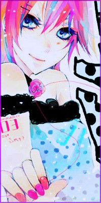 Аватар вконтакте Vocaloid 03 - Megurine Luka