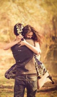 Аватар вконтакте Счастливая пара