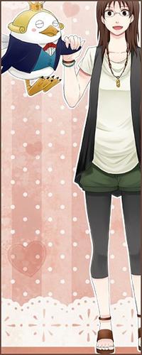 Аватар вконтакте Ринко Сакума и Вельзевул из аниме Явись, Азазель! / Yondemasu yo, Azazel-san