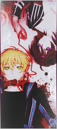 Обои Natsuno & Toru из аниме Shiki