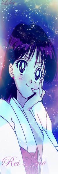 Аватар вконтакте Rei Hino (Sailor Moon)