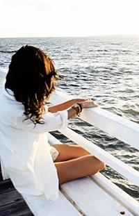 Фото девушки море (3 930 фото) - Аватары