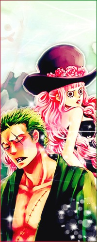 99px.ru аватар Зеро и Перона из аниме One Piece