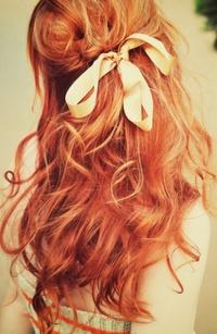 Девушки с рыжими волосами вид со спины картинки фото 804-528