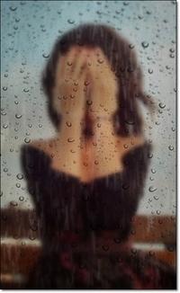 Картинки девушка зимой плачет
