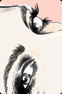 Аватар вконтакте Глаза девушки