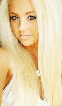 фото с блондинками для контакта с лица