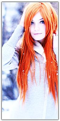 Фото фэнтези рыжие девушки