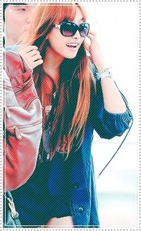 Аватар вконтакте Участница корейской группы f(x) Victoria Song / Виктория Сонг в очках