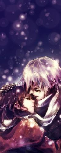 Аватар вконтакте Парень обнимает свою девушку на фоне ...: http://99px.ru/avatari_vkontakte/26143/