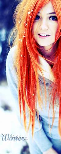 Девушки с яркими рыжими волосами фото фото 385-112