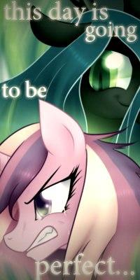 99px.ru аватар Chrysalis / Кризалис и Cadence / Каденс из мультсериала Мои маленькие пони: Дружба — это чудо / My Little Pony: Friendship Is Magic (this day is going to be perfect)