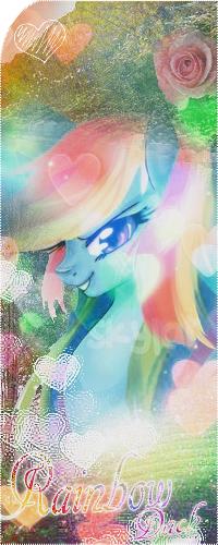 99px.ru аватар Rainbow Dash / Рэйнбоу Дэш из мультсериала Мои маленькие пони: Дружба — это чудо / My Little Pony: Friendship is Magic