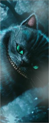 Аватар вконтакте Cheshire Cat / Чеширский Кот из фильма Алиса в Стране чудес / Alice in Wonderland