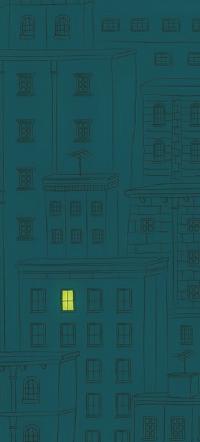 Аватар вконтакте Ночью свет горит только в одном окне