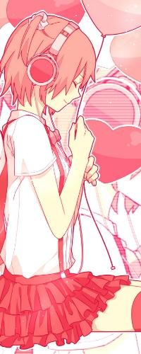 Аватар вконтакте Kisaragi Momo / Кисараги Момо из аниме Kagerou Project