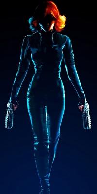 Аватар вконтакте Joanna Dark / Джоанна Дарк из игры Perfect Dark Zero