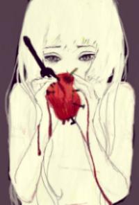 грустное сердце картинки