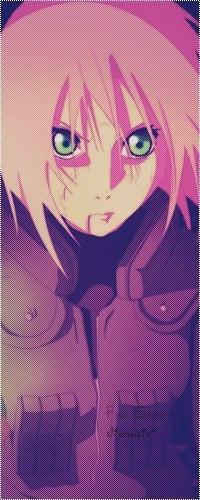 Аватар вконтакте Сакура Харуно / Sakura Haruno из аниме Наруто / Naruto