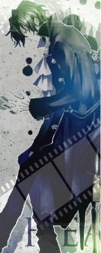 99px.ru аватар Гилберт Найтрей / Gilbert Nightray из аниме Сердца пандоры / Pandora Hearts