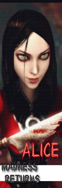 99px.ru аватар Алиса / Alice из игры Алиса: Безумие возвращается / Alice: Madness Returns