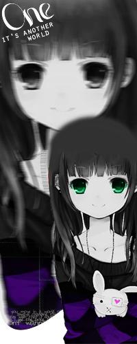99px.ru аватар Темноволосая девушка с зелеными глазами держит кролика в руках (One its another world)