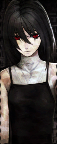 аниме девушки с черными волосами