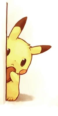 Аватар вконтакте Пикачу / Pikachu из аниме Покемон / Pokemon