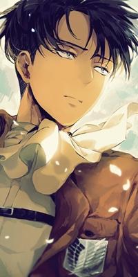 Аватар вконтакте Леви Райвель (Ривай) / Levi Rivaille (Rivai) из аниме Shingeki no Kyojin / Атака Титанов