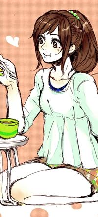 Аватар вконтакте Саша Браус / Sasha Braus из аниме Shingeki no Kyojin / Атака Титанов