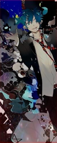 Аватар вконтакте Рин Окумура / Rin Okumura из аниме Синий экзорцист / Ao no exorcist / Blue exorcist