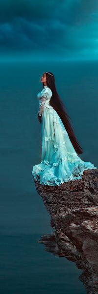 Брюнетка в длинном платье фото фото 156-908