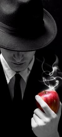 Шляпа яблоко