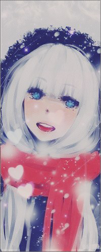 Девочка плачущая аниме