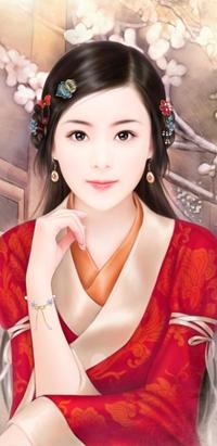 Аватарки азиатки
