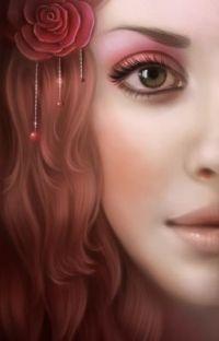 Аватар вконтакте Девушка с розой в волосах